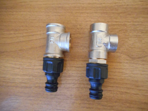 Купить  настроенный эжектор (инжектор)  для дымогенератора